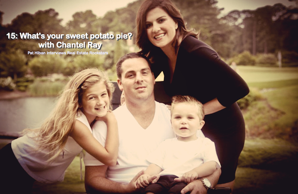 15: What's your sweet potato pie? with Chantel Ray