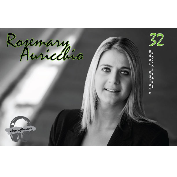 32: Rosemary Auricchio, from rookie to rockstar in the 'Land Down Under'