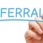 real estate referral strategy