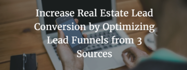 increase real estate lead conversion