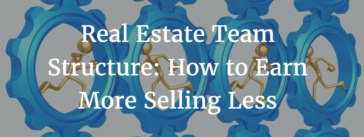 real estate team structure