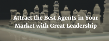 Attract the best agents