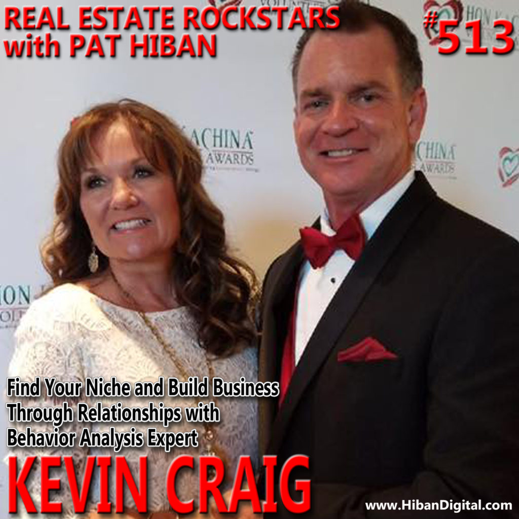 513: Find Your Niche and Build Business Through Relationships with Behavior Analysis Expert Kevin Craig