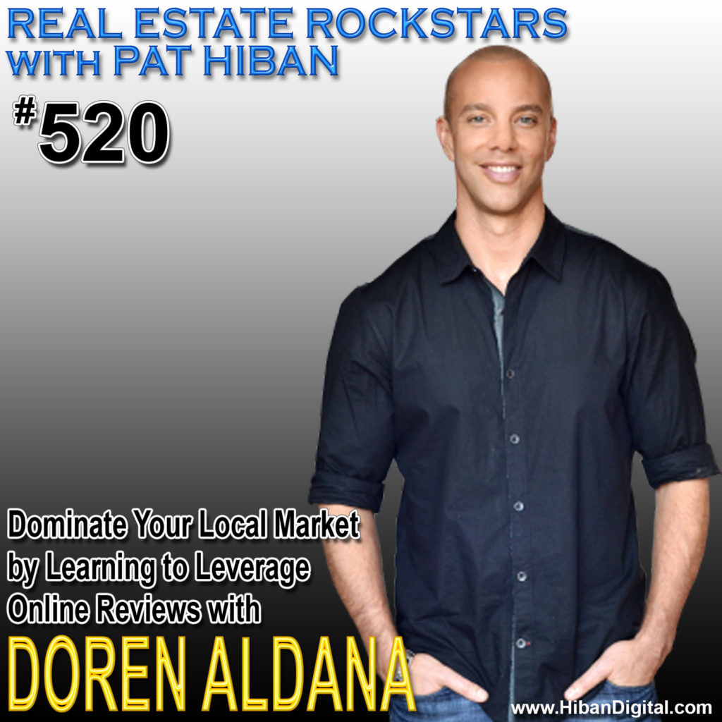 520: Dominate Your Local Market by Learning to Leverage Online Reviews with Doren Aldana