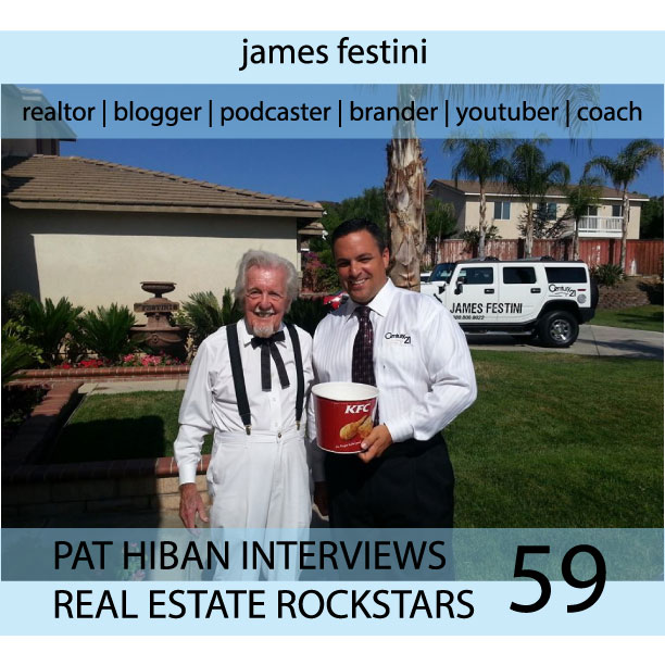 59: James Festini: How to Sell 4 Homes Per Month as an Individual Agent (NO TEAM!)