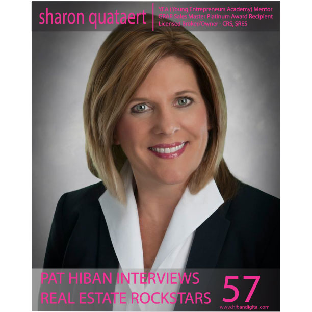 57: Sharon Quataert: How To Create a Sense of Urgency in Real Estate
