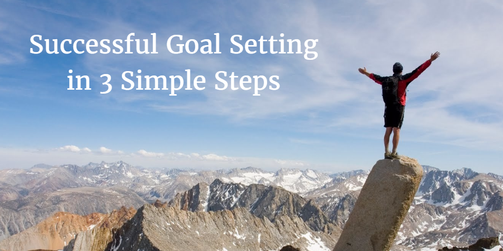 Successful Goal Setting for Real Estate Agents in 3 Simple Steps