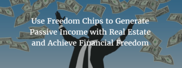 generate passive income with real estate