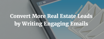 Convert more real estate leads