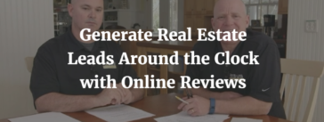 generate real estate leads