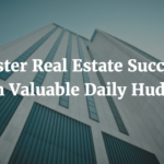 real estate success