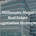 real estate negotiation strategies