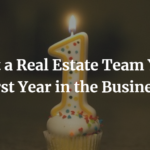 Start a real estate team