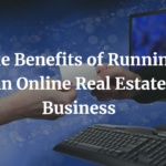 online real estate business