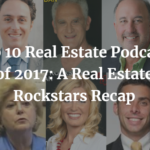 top 10 real estate podcasts