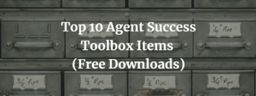 Top 10 Agent Success Toolbox Items