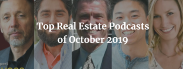 Top Real Estate Podcasts of October 2019